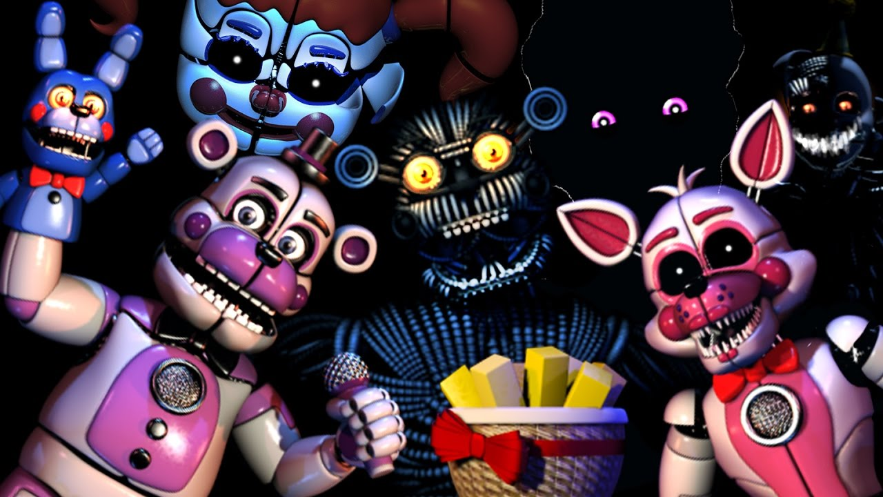 Five Nights At Freddy's Sister Location Download Game Jolt ...