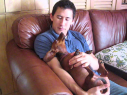 Markiplier Sings with a Puppy