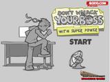 Whack Your Boss: Superhero Style