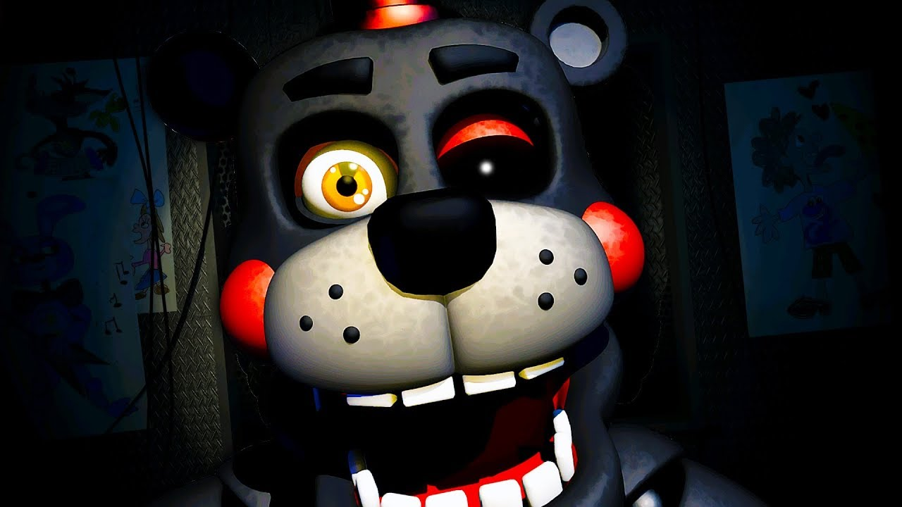 Episo Freddy Fazbears Pizzeria Simulator — BCMA