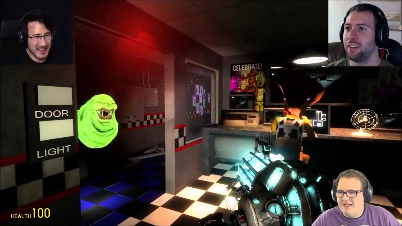 Five Nights at Freddy's GMOD Map | Markiplier Wiki | FANDOM
