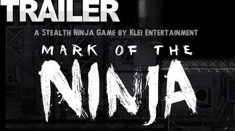 Mark of the Ninja - Debut Trailer