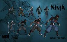 Mark of the ninja evolution