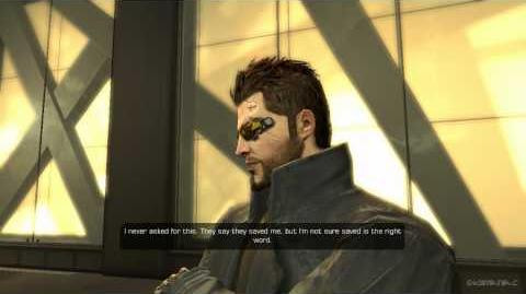 "Adam Jensen ""I Never Asked for This"" 1080p HD"