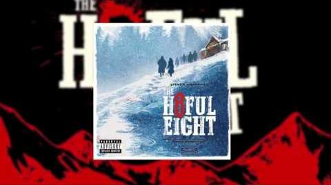 The Hateful Eight Soundtrack - L'Ultima Diligenza di Red Rock, N (Ennio Morricone)