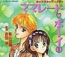 Marmalade Boy (novels)