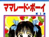 List of Marmalade Boy chapters
