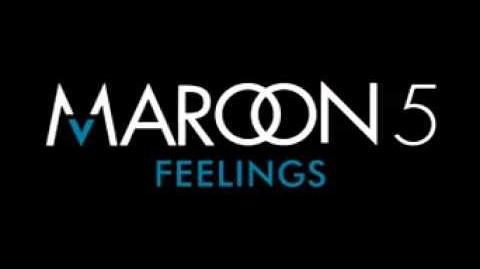 Maroon 5 - Feelings (Audio)