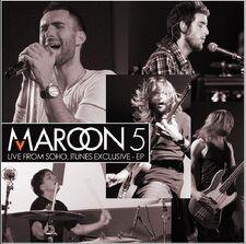 Maroon 5 Live From Soho