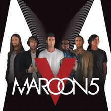 Maroon 5 World Tour 2015 poster