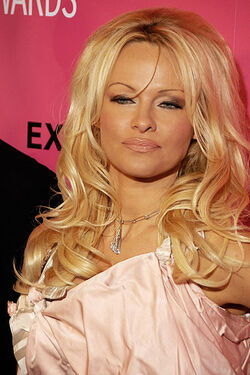 Pam Anderson 2009