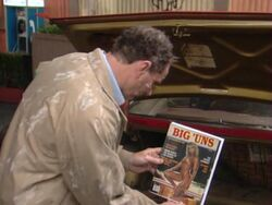 MWC episode- Get the Dodge Outta Hell al bundy-Al with Big Uns mag