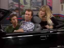 Married With Children What A Feeling al bundy bud kelly