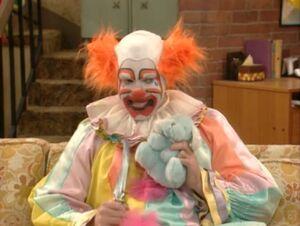 Sticky the Clown