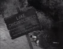 Chicamocomico sign