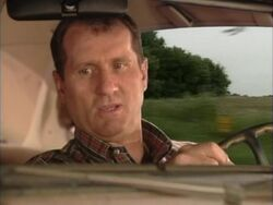 Married With Children Driving Mr Boondy al bundy