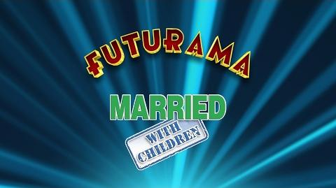 Married... with Children Reference in Futurama