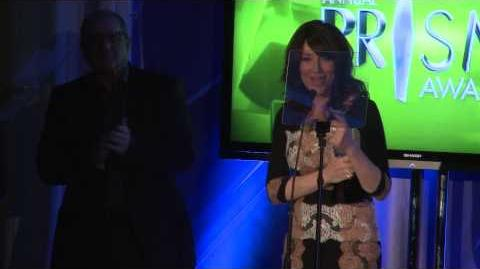 Katey Sagal Acceptance Award Speech at 17TH ANNUAL PRISM AWARDS at The Beverly Hills Hotel