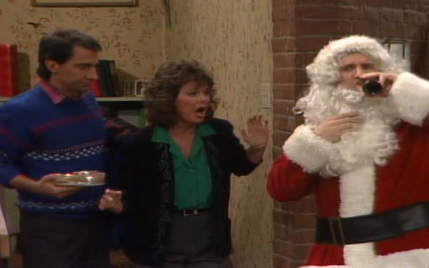 Married With Children Christmas.Episode You Better Watch Out Married With Children Wiki
