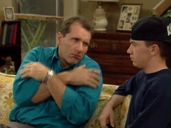 Married With Children Cheese Cues Blood al bud bundy