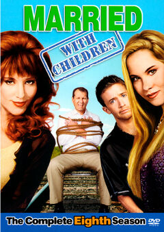MarriedWithChildren S8 DVD COVER