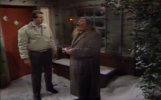 Married With Children Christmas.Episode It S A Bundyful Life Part 2 Married With