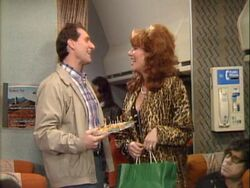Married With Children The Gypsy Cried al peg airplane