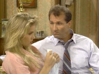 Married With Children episode - Al with Kelly