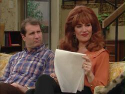 Married With Children episode - Mr. Empty Pants