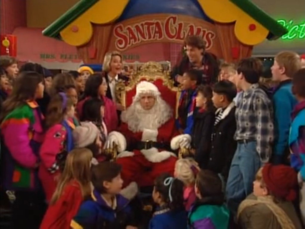 Married With Children Christmas.Bundy The No Man Married With Children Wiki Fandom