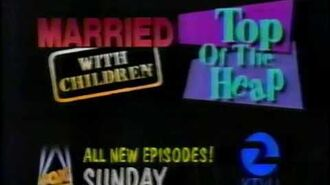 May 1991 - Promo for 'Married With Children' & 'Top of the Heap'