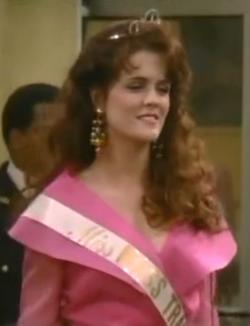 Nicole Chamberlain Night Court 1992