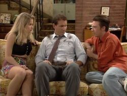 Married With Children She's Having My Baby kelly al bud