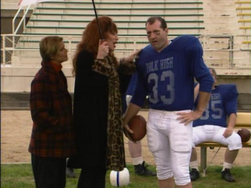 Married With Children - Dud Bowl - Al Peg and Marcy 5ebf9f56d