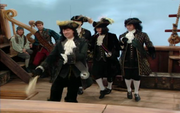 Wikia MWC - Peg and the Pirates