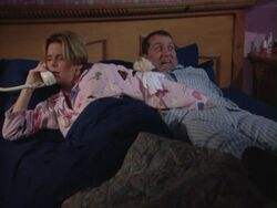 MWC Episode - Sleepless in Chicago - Marcy and Al in Bed