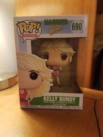 KellyBundy FunkoPop