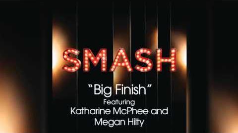 Big Finish - SMASH Cast