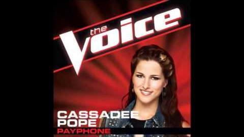 Payphone - Cassadee Pope (The Voice)