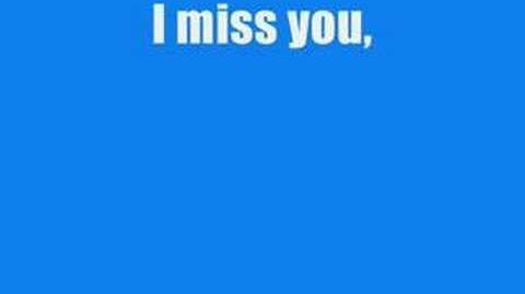 I Miss You - Joannie