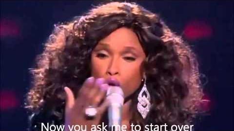 I Can't Let Go - (Jennifer Hudson)