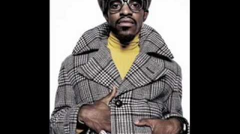 Andre 3000 - Pink and Blue