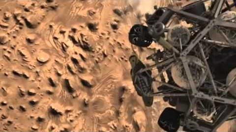 Mars and Martians Curiosity Lands on Mars WWW.GOODNEWS