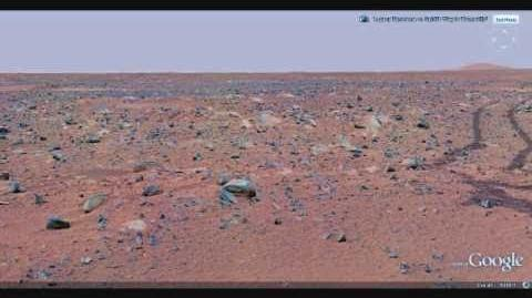 The Real Mars - Color Correction - P1