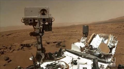 Mars Rover NASA Ready to Drill into the Red Planet