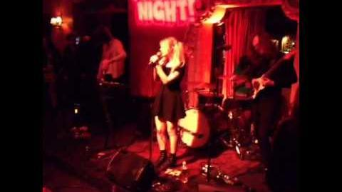 MARS ARGO - LIVE (BARDOT HOLLYWOOD - SCHOOL NIGHT- DON'T CALL ME