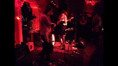 MARS ARGO - LIVE (BARDOT HOLLYWOOD - SCHOOL NIGHT- STUCK ON YOU) -CLIP 2-