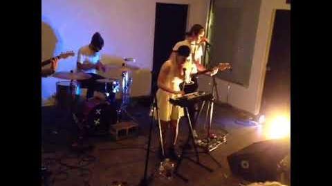Mars Argo - Limousine Machine live @ Pehrspace