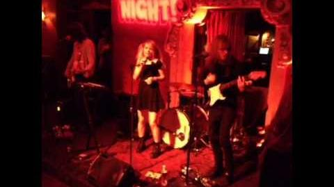 MARS ARGO - LIVE (BARDOT HOLLYWOOD - SCHOOL NIGHT- STUCK ON YOU) -CLIP 1-