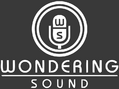 Wondering sound logo